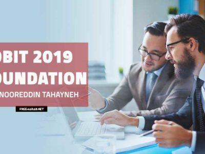 COBIT 2019 Foundation By Eng-Nooreddin Tahayneh