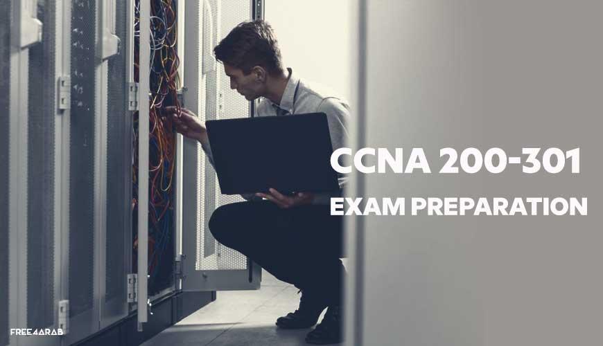 CCNA 200-301 Exam Preparation